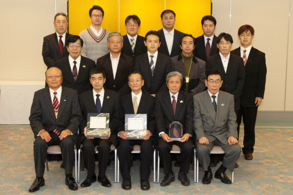 2012年度 BCJ Hall of Fame