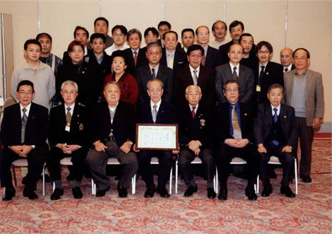 2005年度 BCJ Hall of Fame